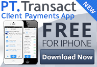 PT.Transact – payments app for personal trainers